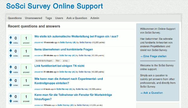 Sosci survey dating jena